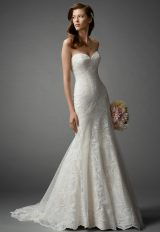 Fit And Flare Wedding Dress by Watters - Image 1
