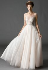 Romantic A-line Wedding Dress by Watters - Image 1