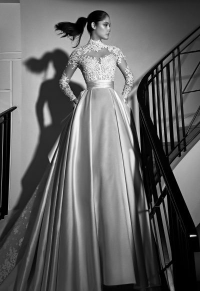 Couture A-line Wedding Dress by Zuhair Murad