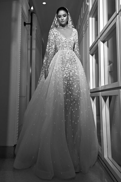 Couture A Line Wedding Dress By Zuhair Murad Image 1