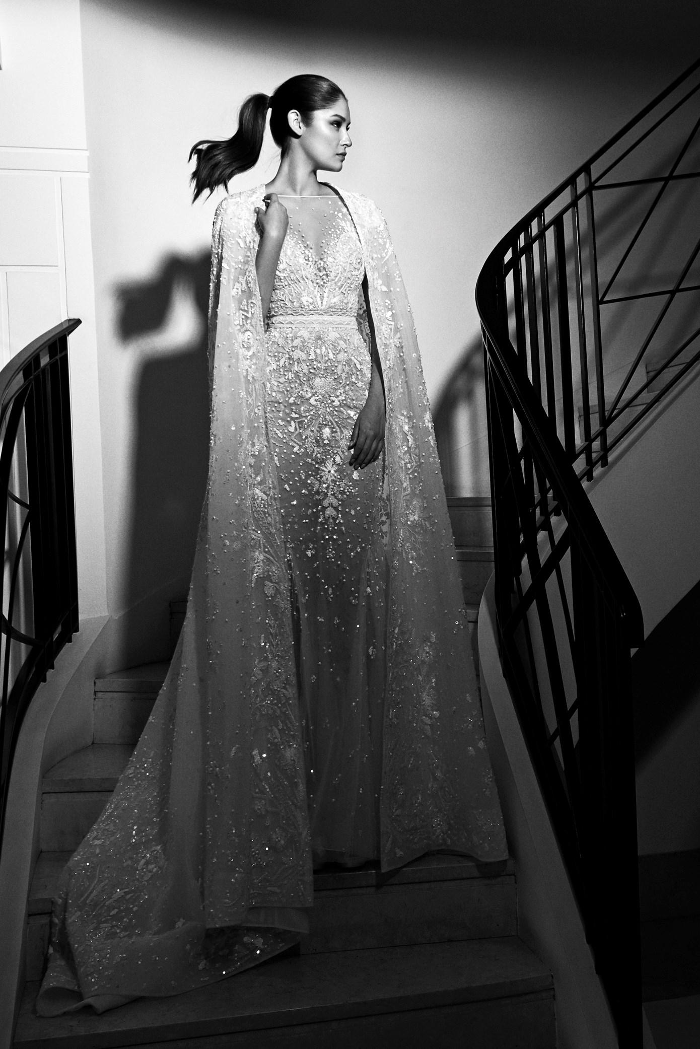Abiti Da Sposa Zuhair Murad 2018.Couture A Line Wedding Dress Kleinfeld Bridal