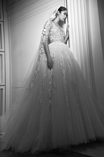 Couture Ball Gown Wedding Dress | Kleinfeld Bridal