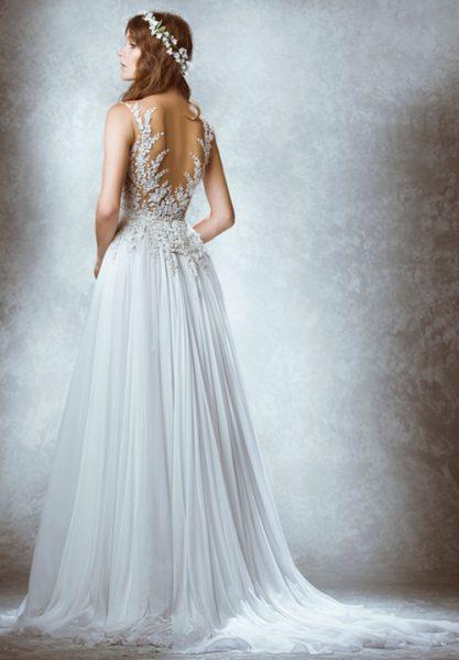 Romantic A-line Wedding Dress by Zuhair Murad - Image 1