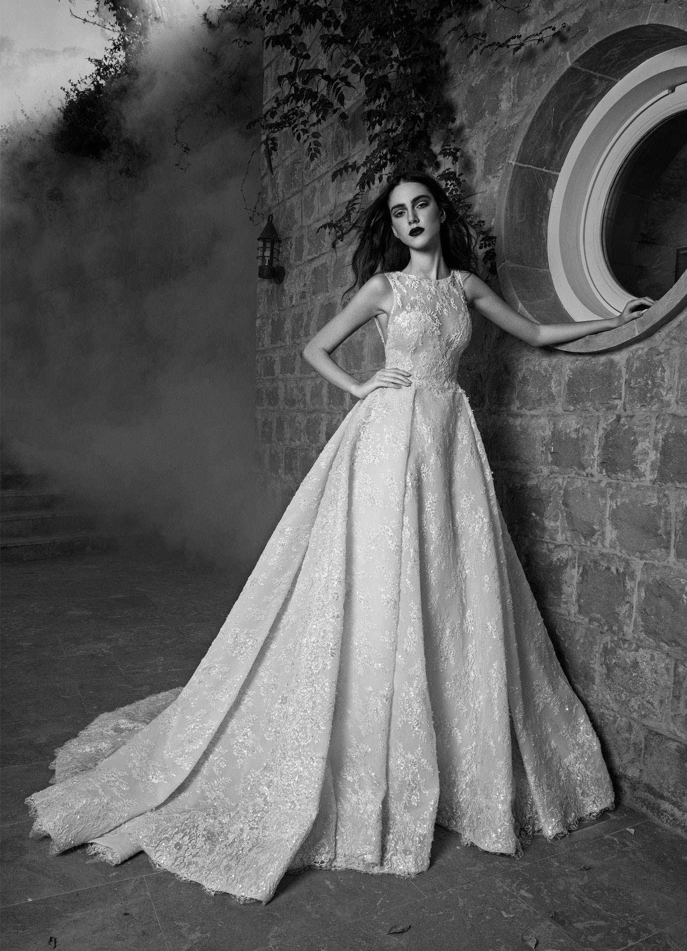 Romantic Ball Gown Wedding Dress