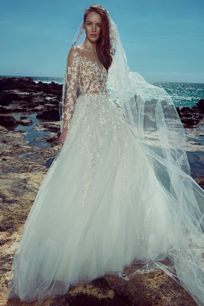 Sexy Ball Gown Wedding Dress by Zuhair Murad - Image 1
