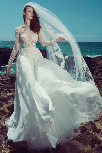 Sexy Ball Gown Wedding Dress by Zuhair Murad - Image 1