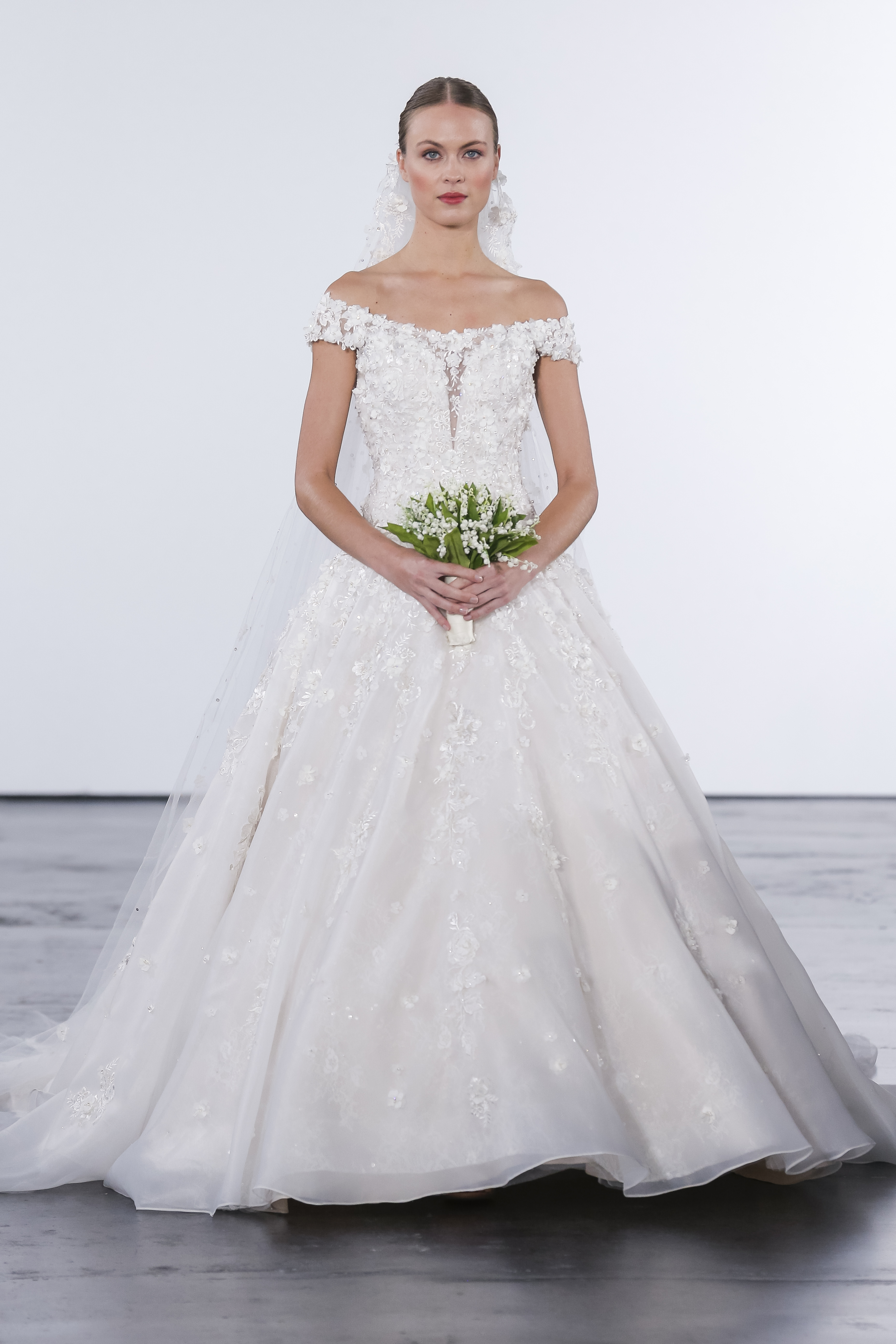 Bohemian Ball Gown Wedding Dress | Kleinfeld Bridal