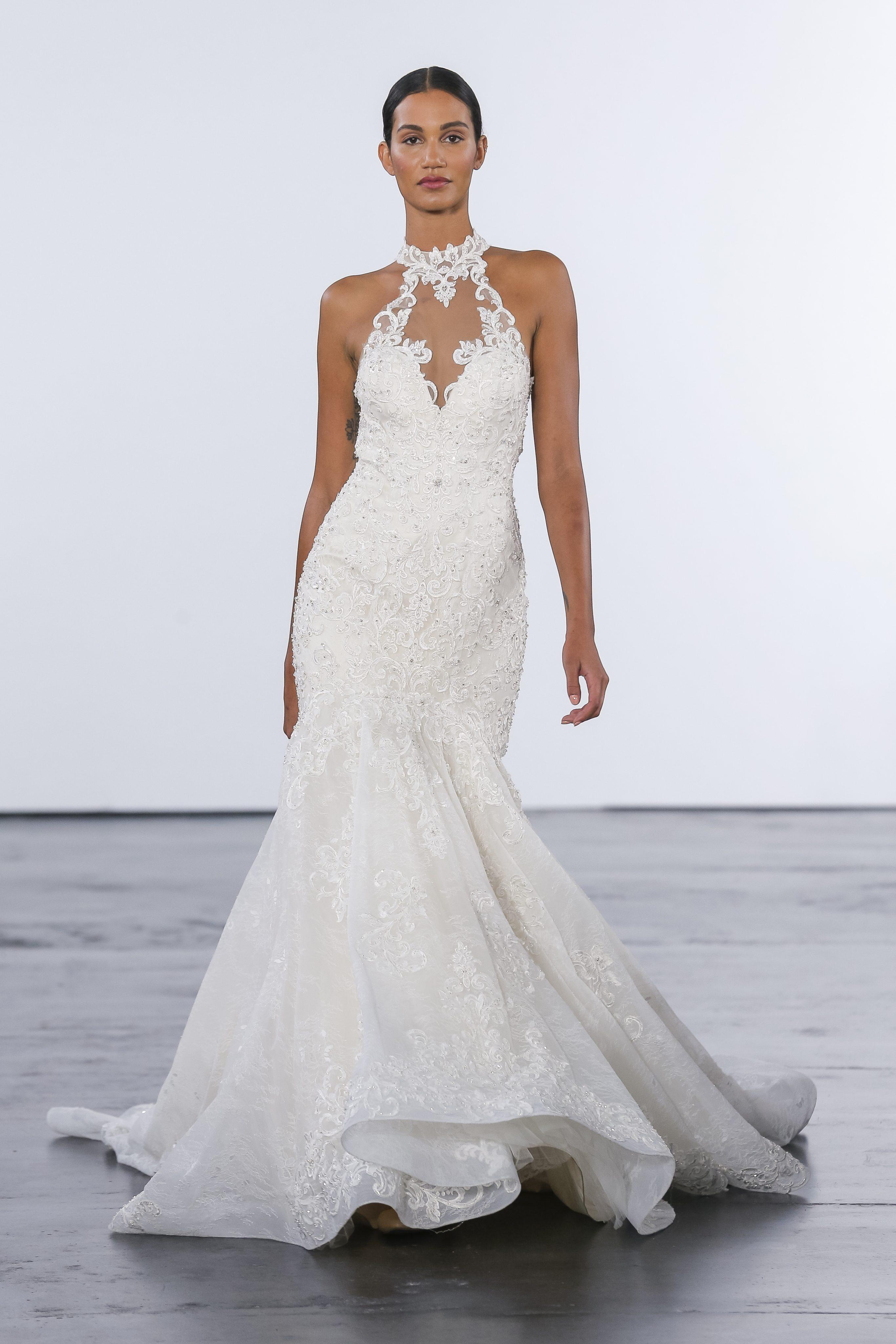 Sexy Mermaid Wedding Dress Kleinfeld Bridal