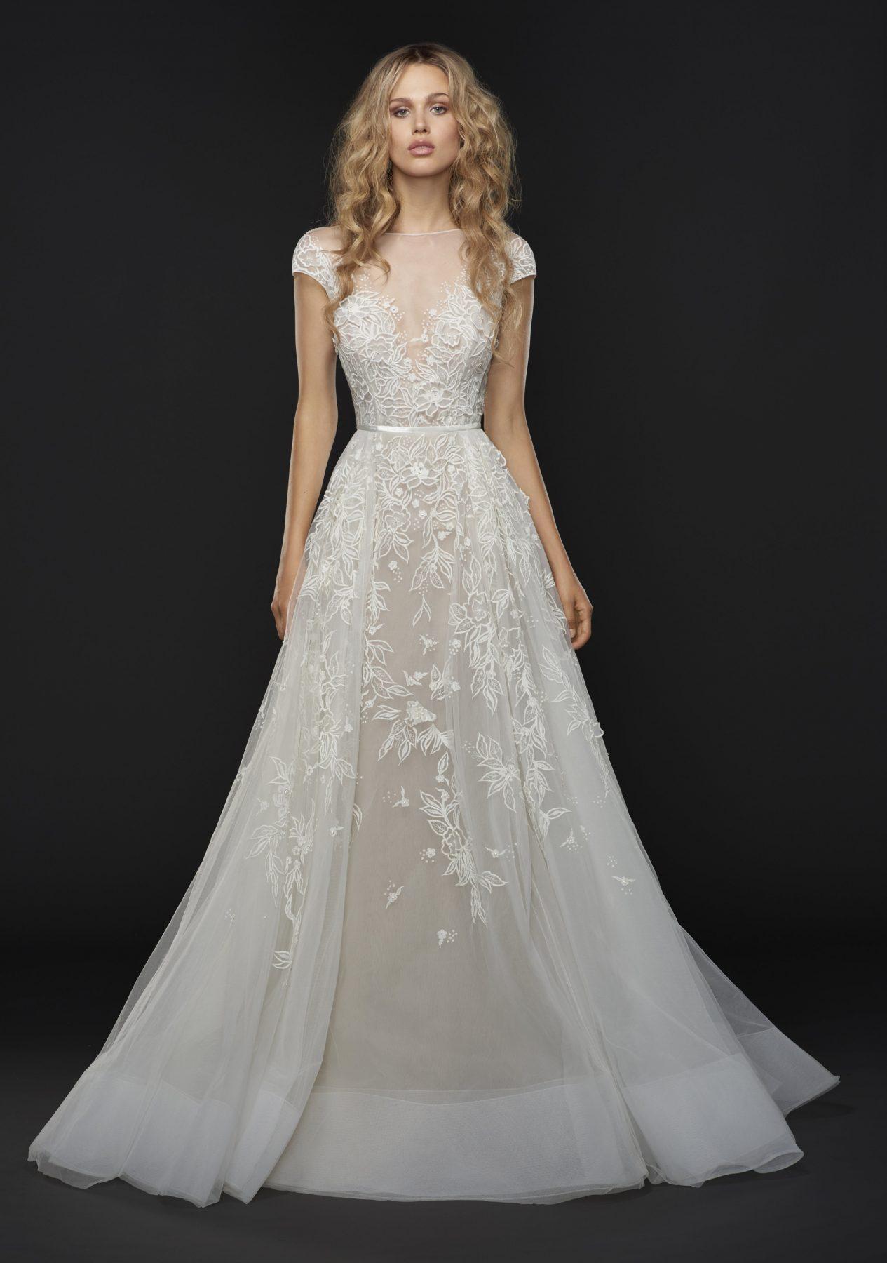 Romantic Ball Gown Wedding Dress | Kleinfeld Bridal