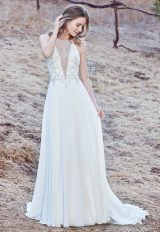Bohemian V-neck Modern by Maggie Sottero - Image 1