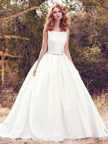 Classic Bateau Couture by Maggie Sottero - Image 1