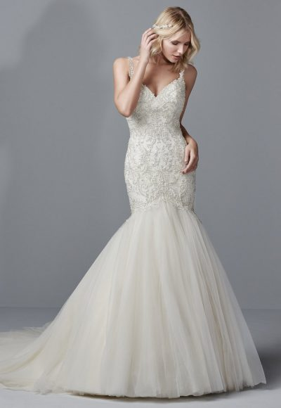 Classic Sweetheart Romantic by Sottero and Midgley