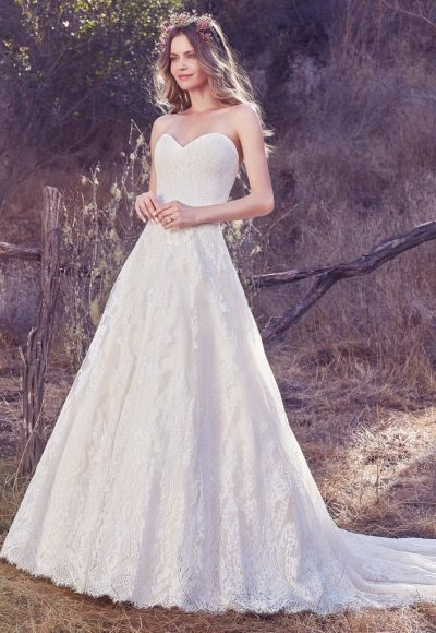 Classic Sweetheart Simple by Maggie Sottero