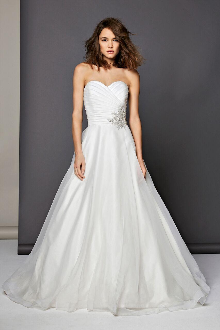 Romantic Ball Gown Dress | Kleinfeld Bridal
