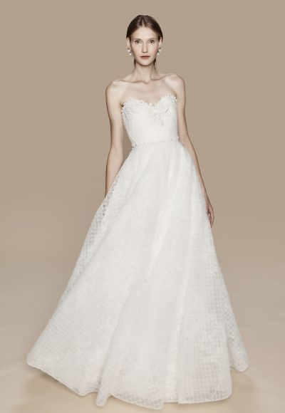 Classic Sweetheart Couture by Notte Bridal by Marchesa