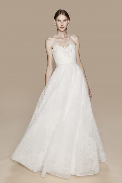 Classic Sweetheart Couture by Notte Bridal by Marchesa - Image 1