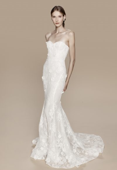 Classic Sweetheart Romantic by Notte Bridal by Marchesa