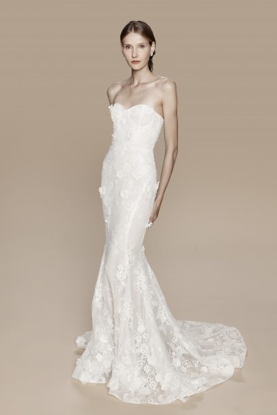 Classic Sweetheart Romantic by Notte Bridal by Marchesa - Image 1