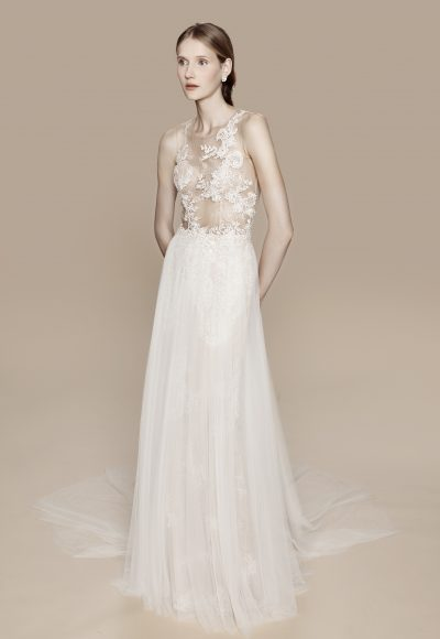 Modern Illusion Trendy by Notte Bridal by Marchesa