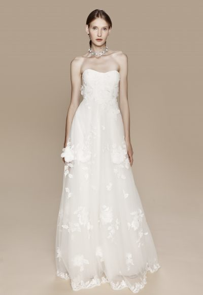 Modern Sweetheart Romantic by Notte Bridal by Marchesa