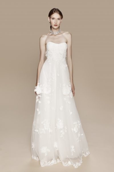 Modern Sweetheart Romantic by Notte Bridal by Marchesa - Image 1