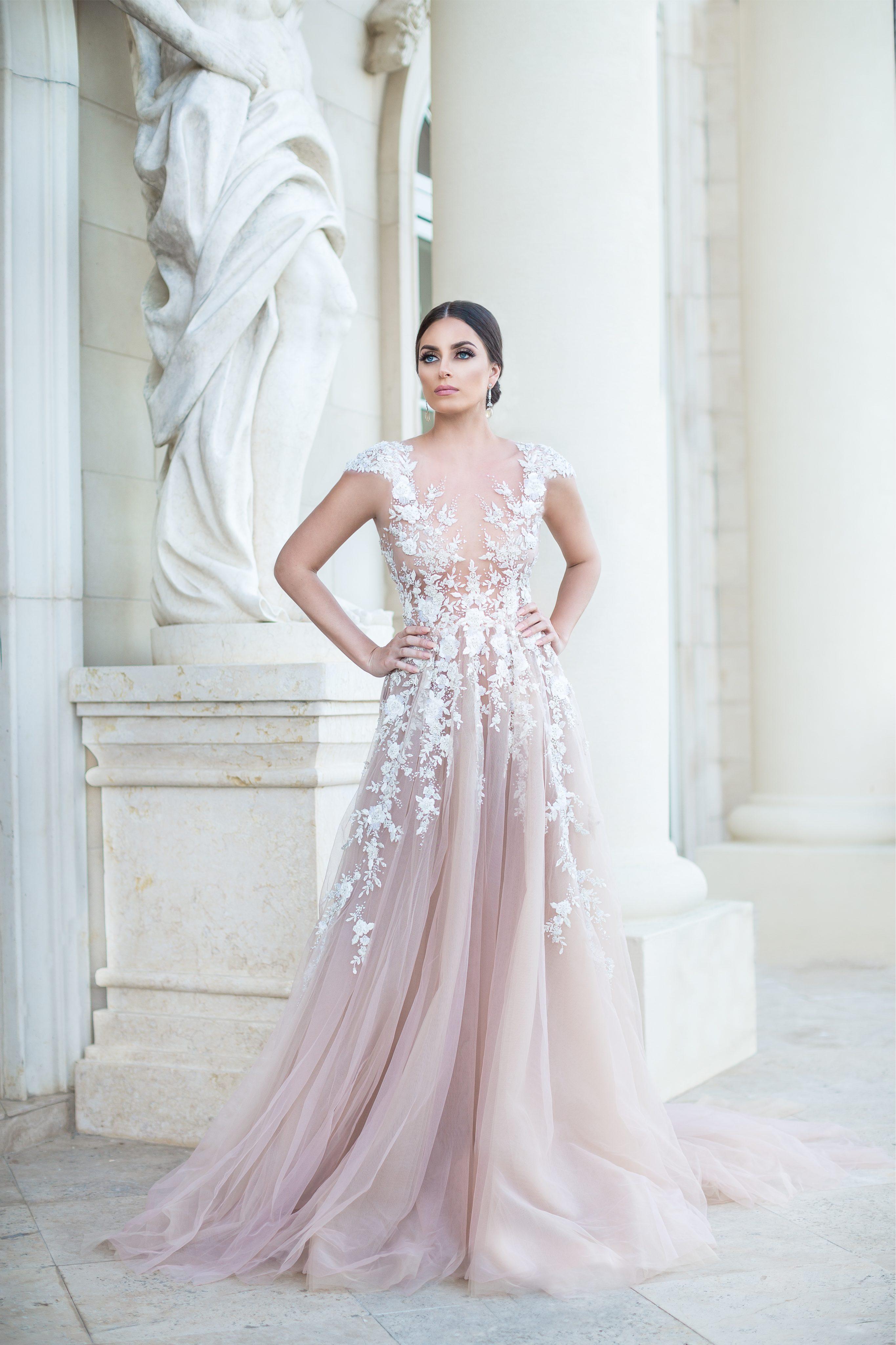 Pedram Couture   Kleinfeld Bridal