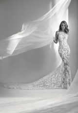 Sexy High Neck Modern by Pronovias - Image 1