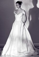 Classic Ball Gown Wedding Dress by Rivini - Image 1