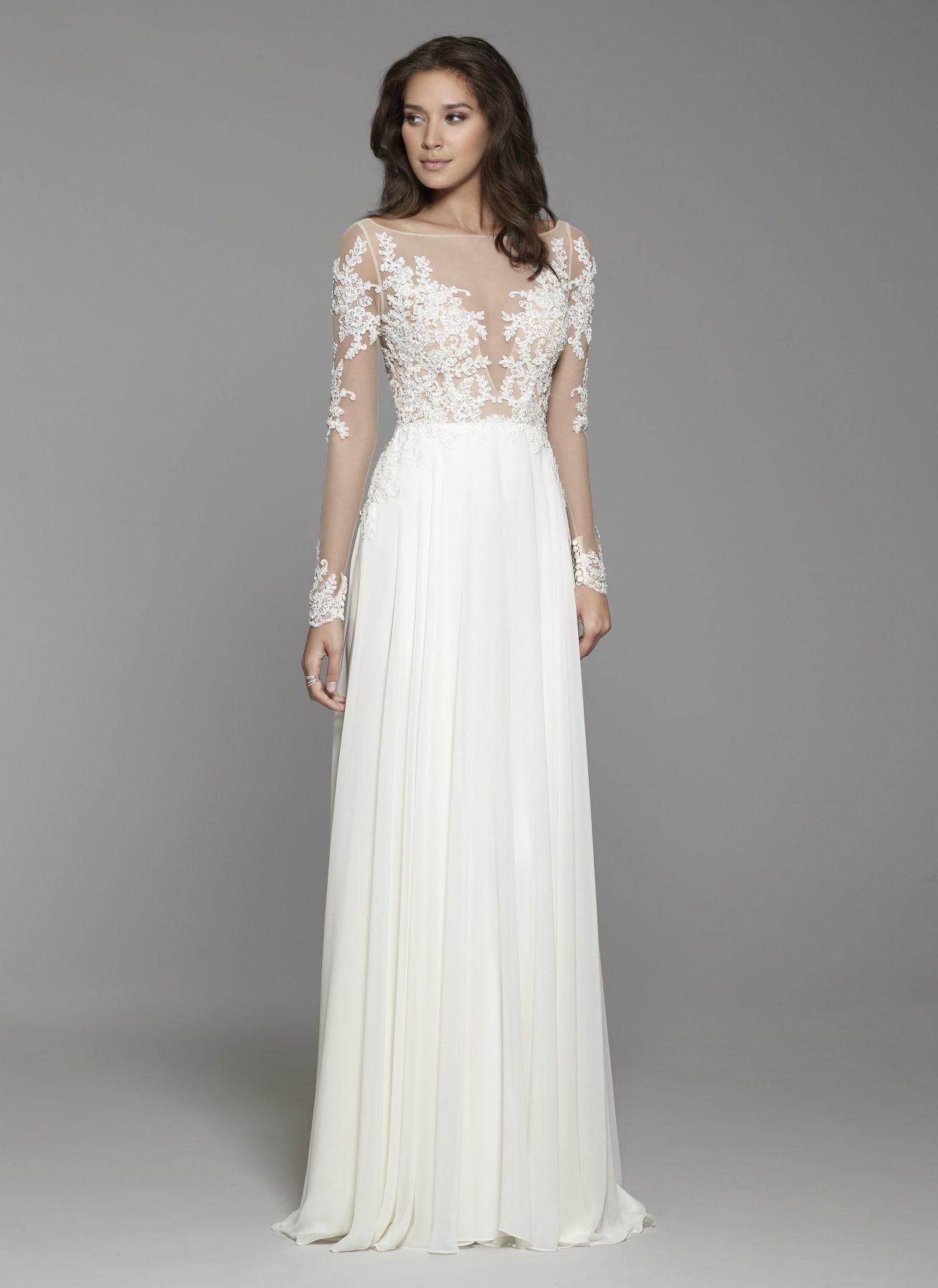 33710302 Romantic A-line Wedding Dress | Kleinfeld Bridal