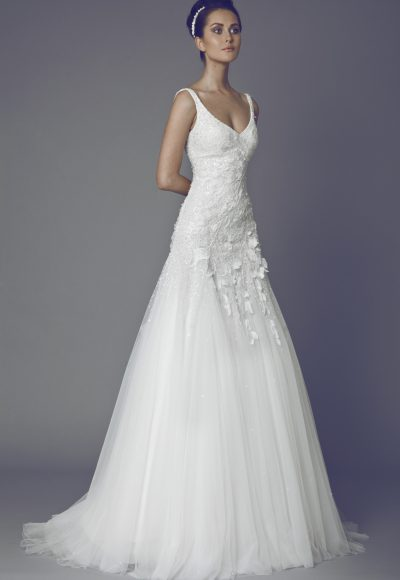COUTURE Classic V-neck Romantic by Tony Ward
