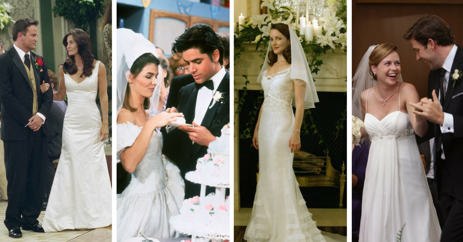 How to Recreate Your Favorite TV Wedding Looks