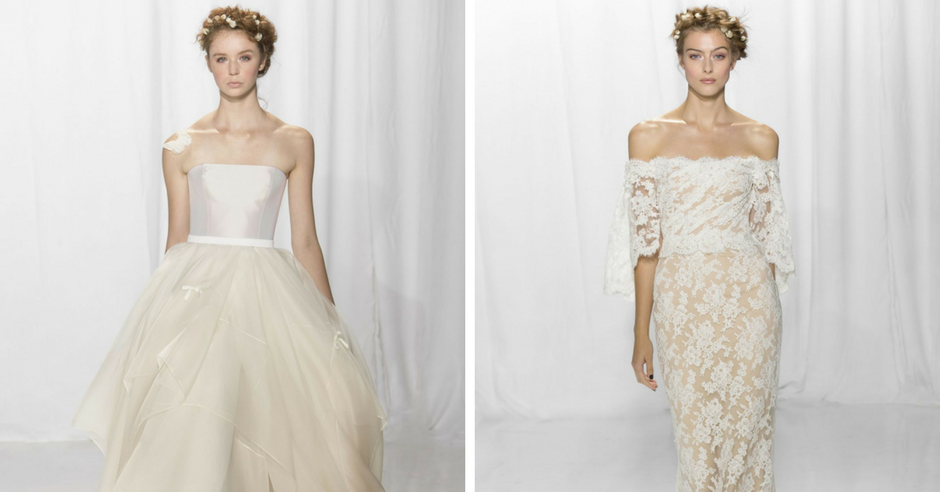 5 To-Die-For Reem Acra Wedding Dresses