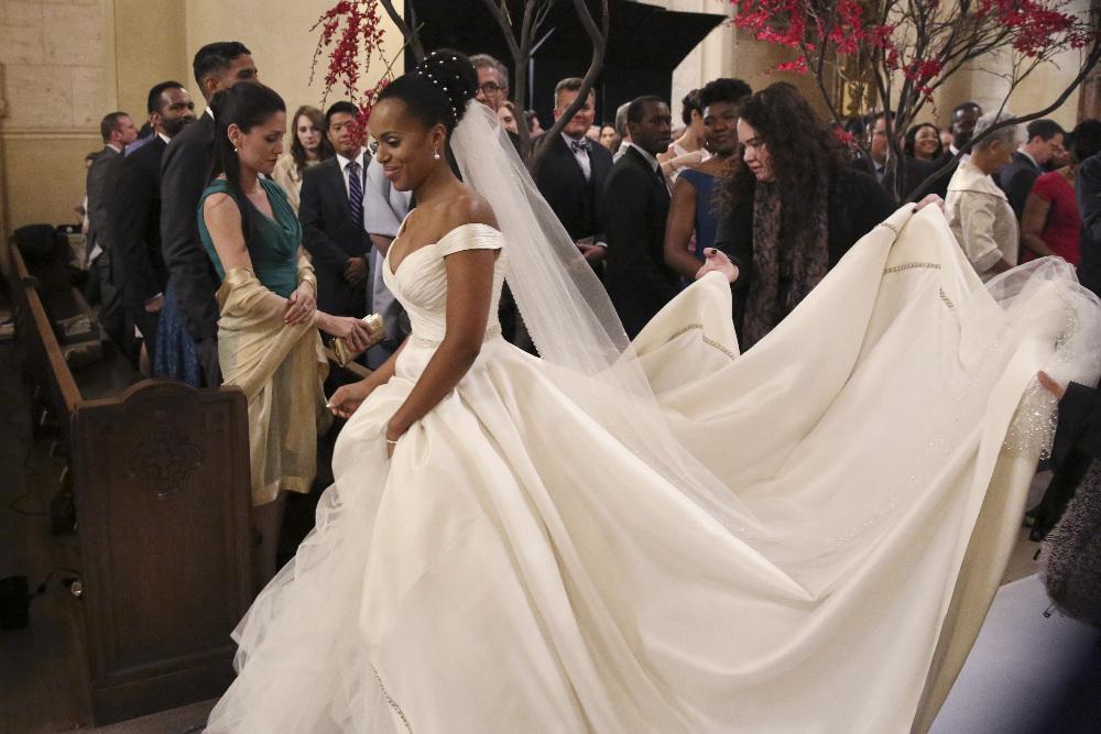 Scandal Wedding
