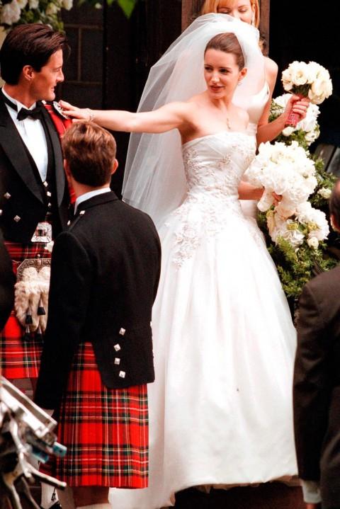 Charlotte York SATC Wedding