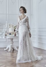 Sexy A-line Wedding Dress by Maison Signore - Image 1
