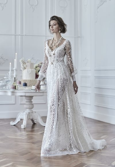 Sexy A-line Wedding Dress by Maison Signore