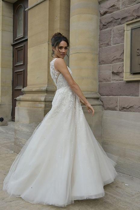 Meghan Markle Suits Wedding