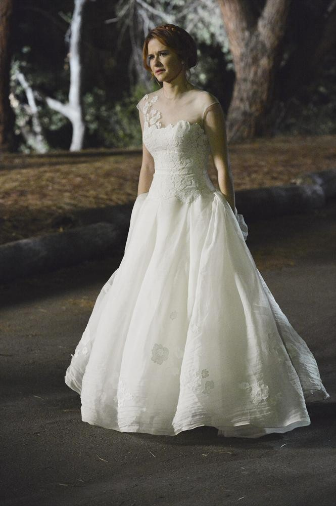 April Grey's Anatomy Wedding
