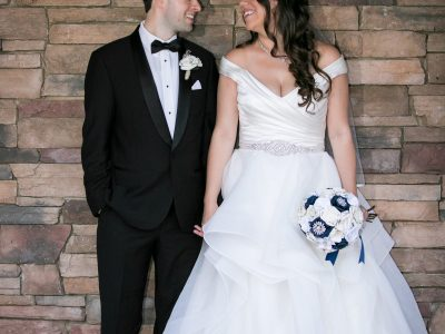 Tonianne and daniel wedding