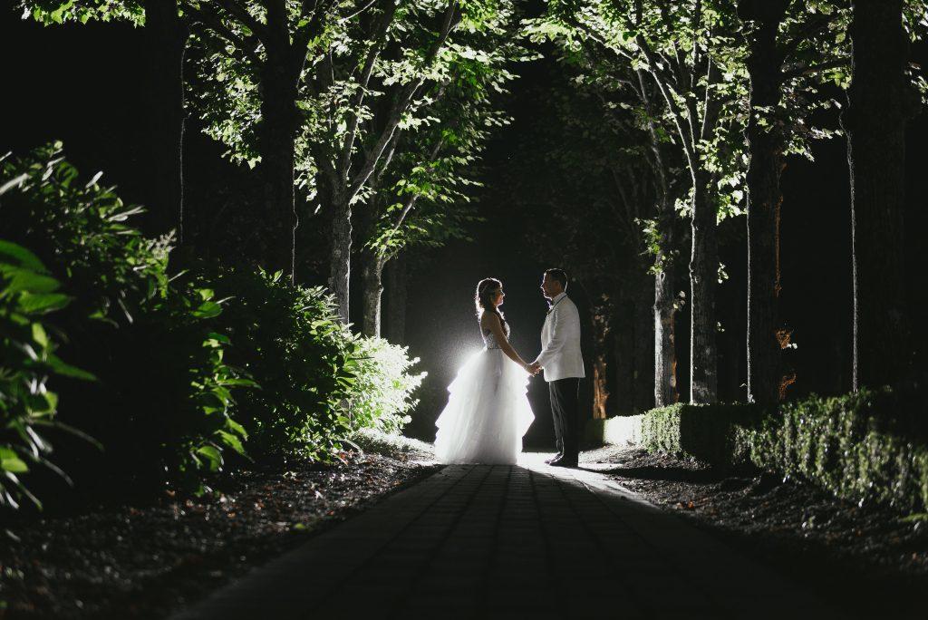 real kleinfeld wedding