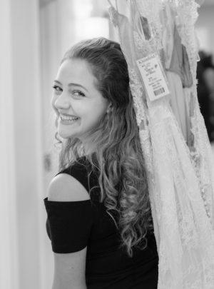 Kate—Bridal Consultant