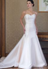 Classic Fit And Flare Wedding Dress by Augusta Jones - Image 1