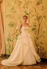 Modern Ball Gown Wedding Dress by Giovanni Clemente - Image 1
