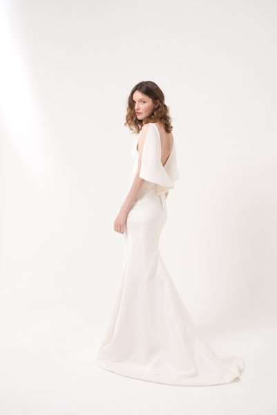 Modern Mermaid Wedding Dresses