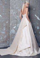 Classic A-line Wedding Dress by LEGENDS Romona Keveza - Image 1