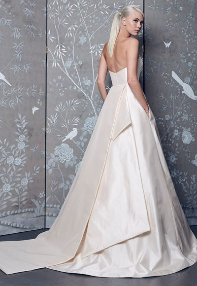 Classic A-line Wedding Dress by Romona Keveza