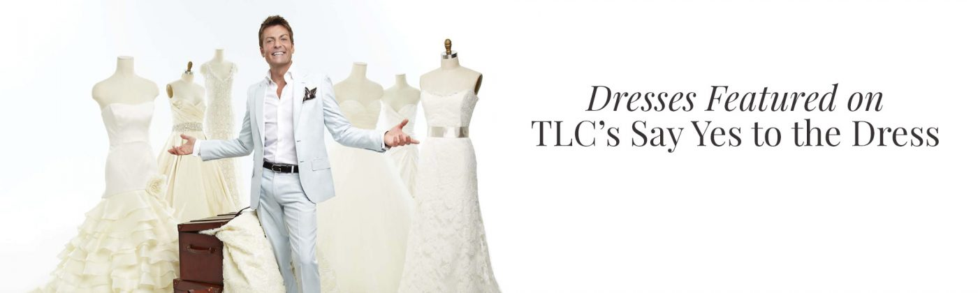 Randy Fenoli from TLC's Say Yes to the Dress