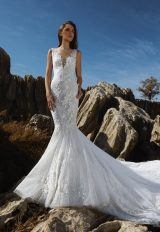 Couture Mermaid Wedding Dress by Tony Ward - Image 1