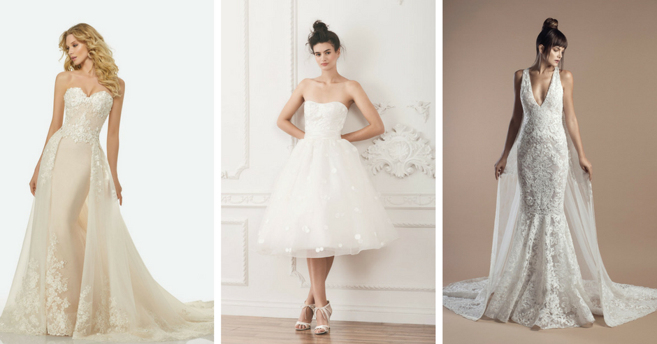Wedding Day Looks That Aren't Ball Gowns