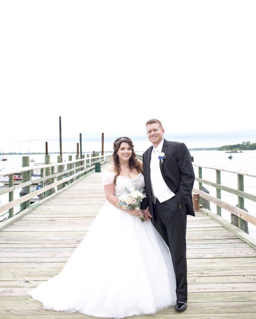 Elizabeth and Michael Stonaker wedding